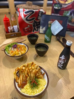Foto 1 - Makanan di Gyu Jin Teppan oleh Levina JV (IG : @levina_eat & @levinajv)