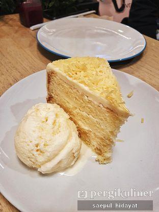 Foto 2 - Makanan(Classic Cheese Sponge Cake) di Kitchenette oleh Saepul Hidayat
