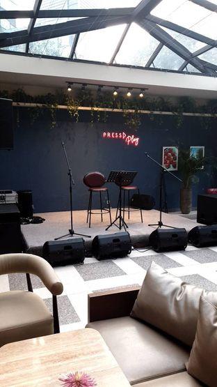 Foto 5 - Interior di Gioi Asian Bistro & Lounge oleh Gracy