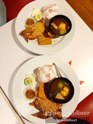 Foto - Makanan di Ayam Goreng Karawaci oleh MiloFooDiary | @milofoodiary