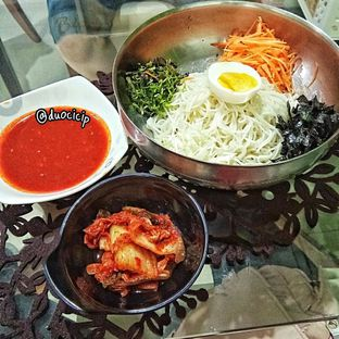 Foto 1 - Makanan(Bibimguksu) di Warung Korea Pop oleh felita [@duocicip]