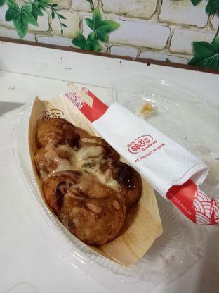 Foto 1 - Makanan di Gindaco oleh Fuji Fyufyu