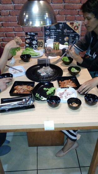 Foto 3 - Makanan di Yorichi BBQ & Shabu Shabu oleh Ferry  Kim