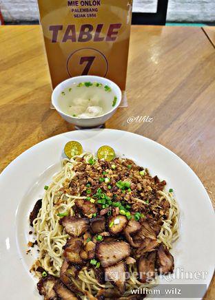 Foto 1 - Makanan di Mie Onlok Palembang oleh William Wilz