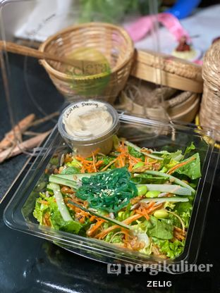 Foto review Selera Salad Bar oleh @teddyzelig  2