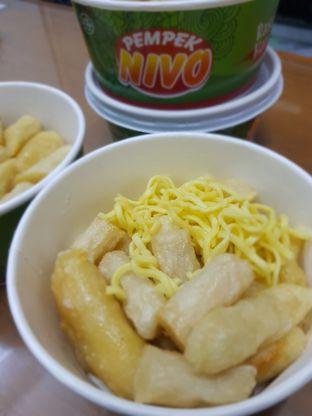 Foto 2 - Makanan di Pempek Palembang Nivo oleh denise elysia