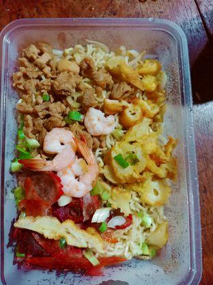 Foto review Bakmie & Nasi Campur Singkawang 39 Oke oleh novi  1