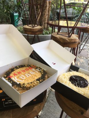 Foto 5 - Makanan di Bandung Kunafe oleh Prido ZH
