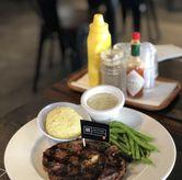 Foto Hokubee Sirloin Steak di The Holyribs