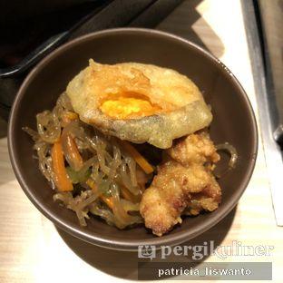 Foto 3 - Makanan(Jabchae, Sweet Potato, Karage) di Shaburi & Kintan Buffet oleh Patsyy
