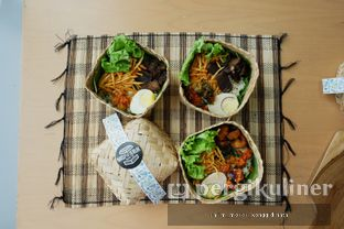 Foto 3 - Makanan di Nasi Jeruk Tanggal Tua oleh Oppa Kuliner (@oppakuliner)