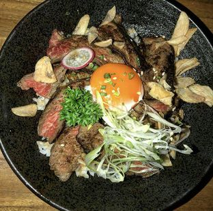 Foto 5 - Makanan(SPECIAL GYU DON) di Sushi Sen oleh GetUp TV