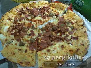 Foto review Pizza Hut Delivery (PHD) oleh Vera Arida 1