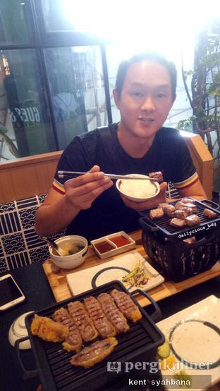Foto 1 - Makanan di Yamato Gyukatsu oleh @dailycious_bdg