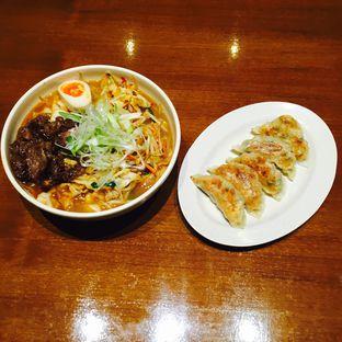 Foto 7 - Makanan(Stamina Ramen + Gyoza) di Echigoya Ramen oleh Yolla Fauzia Nuraini