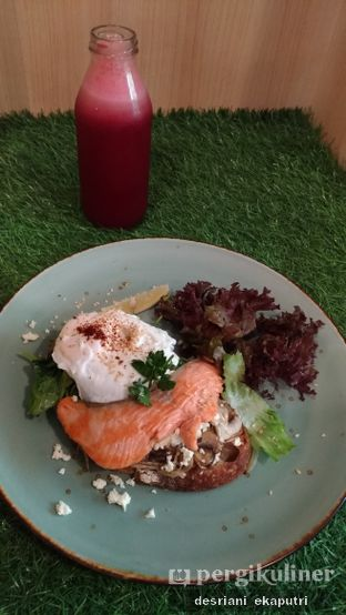 Foto 2 - Makanan di Greens and Beans oleh Desriani Ekaputri (@rian_ry)