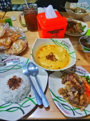Foto 2 - Makanan di Soto Betawi H. Mamat oleh Pengabdi Promo @Rifqi.Riadi