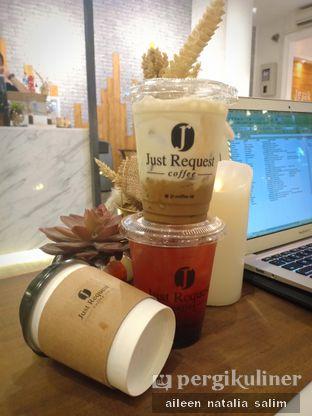 Foto 1 - Makanan di Just Request Coffee oleh @NonikJajan
