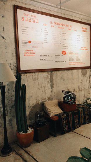 Foto 7 - Interior di Kopi Toko Djawa oleh @qluvfood