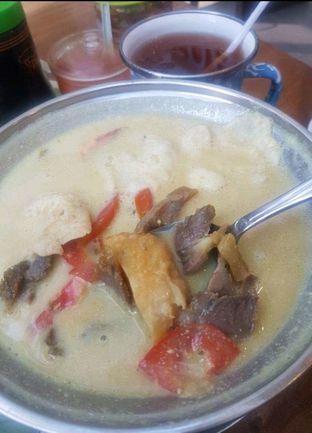 Foto 1 - Makanan di Soto Betawi Bang Sawit oleh Lid wen