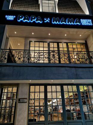 Foto 6 - Eksterior di Papa & Mama Bistro and Coffee oleh om doyanjajan