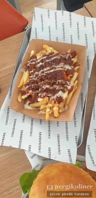 Foto 4 - Makanan(Bolognese Fries) di The Neighbors Cafe oleh Jason Pirelli Tandean