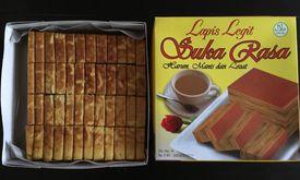 Lapis Legit & Brownis Suka Rasa