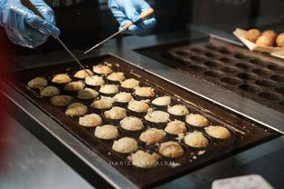 Foto 1 - Makanan di Gindaco oleh harizakbaralam