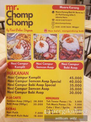 Foto review Mr. Chomp Chomp by Nasi Pedas Sinpasa oleh William Wilz 2