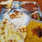 Foto Chicken Thali di Little India Restaurant
