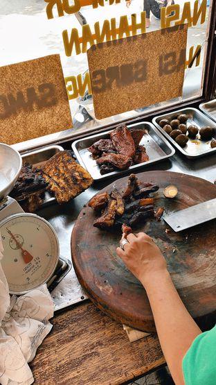 Foto 2 - Makanan di Nasi Campur Panggang Hokkie oleh Isabella Chandra
