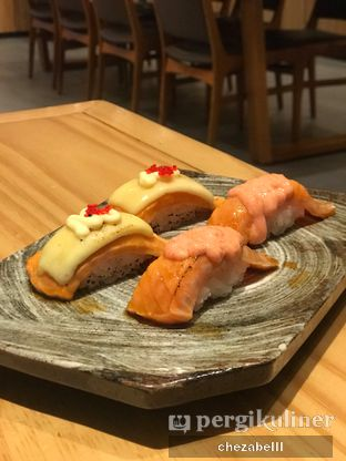 Foto review Nama Sushi by Sushi Masa oleh Olivia Isabelle 2