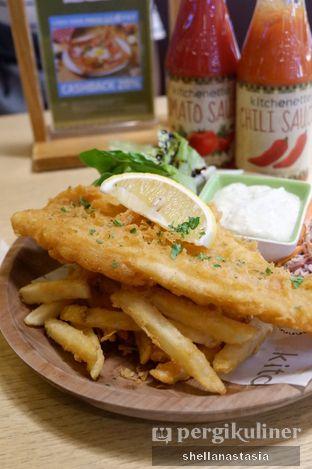 Foto 1 - Makanan(Classic Fish & Chips) di Kitchenette oleh Shella Anastasia