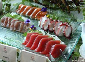 10 Sashimi All You Can Eat di Jakarta Buat Kamu Pecinta Sashimi