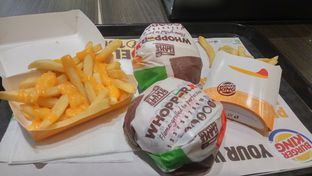 Foto 1 - Makanan di Burger King oleh Fadhlur Rohman