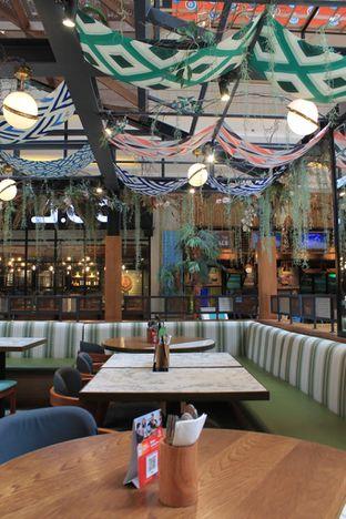 Foto 5 - Interior di Pish & Posh Cafe oleh Prido ZH