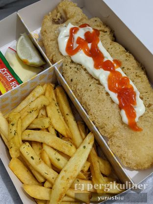 Foto - Makanan di Fish Streat oleh Yunus Biu   @makanbiarsenang
