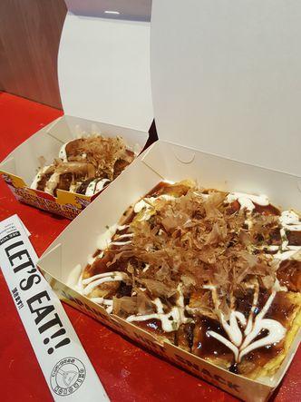 Foto Makanan di Okirobox
