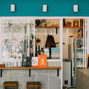 Foto 4 - Interior di Kopi Konnichiwa oleh deasy foodie