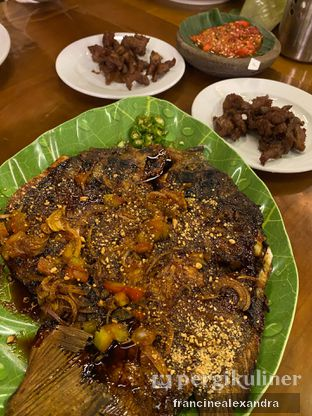 Foto 5 - Makanan di Dapoer Pandan Wangi oleh Francine Alexandra