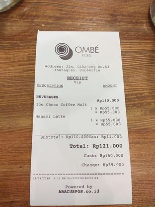 Foto 4 - Menu di Ombe Kofie oleh Qorry Ayuni