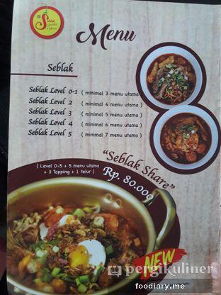 Foto 1 - Menu di Seblak Jeletet Murni oleh @foodiaryme | Khey & Farhan
