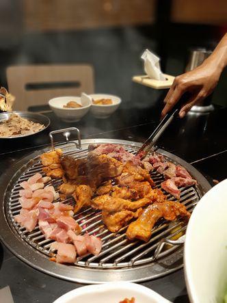 Foto Makanan di Korbeq