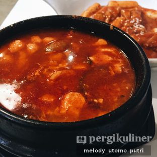 Foto 4 - Makanan(Seafood Denjangjjigae) di An.Nyeong oleh Melody Utomo Putri