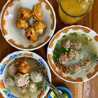 Foto Makanan di Bakso Chukul