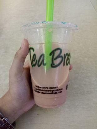 Foto - Makanan(Strawberry milk pearl) di Tea Break oleh Ratu Aghnia