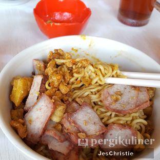 Foto 1 - Makanan(Mie Pedas Chasou + Babi Rica) di Mie Rica Kejaksaan oleh JC Wen