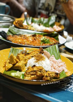 Foto 2 - Makanan di Marco Padang Grill oleh Nanakoot