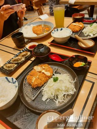 Foto 1 - Makanan di Kimukatsu oleh Hani Syafa'ah