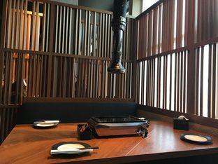Foto 6 - Interior di WAKI Japanese BBQ Dining oleh FebTasty  (Feb & Mora)